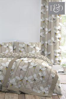 D&D Natural Malmo Curtains