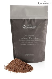 Hotel Chocolat Milky 50% Drinking Chocolate Bag