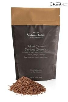 Hotel Chocolat Salted Caramel Drinking Chocolate Bag