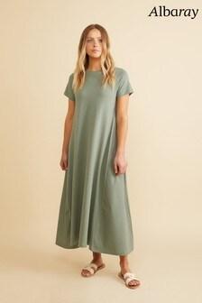 Albaray Woven Panel Dress