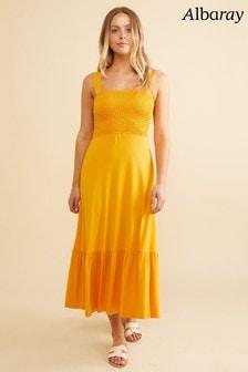 Albaray Smocked Dress