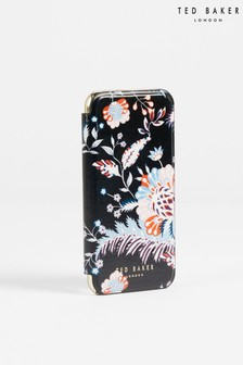 Ted Baker Black Dia Spiced Up Mirror Phone Case