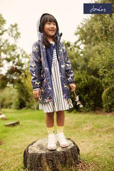 Joules Blue Nancy Jersey Breton Dress