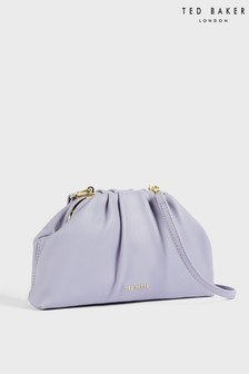 Ted Baker Dorieen Mini Gathered Slouchy Clutch