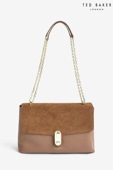 Ted Baker Naomie Twist Lock Shoulder Bag