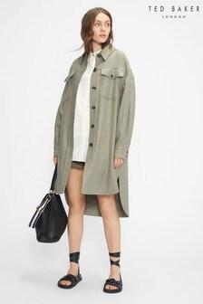 Ted Baker Green Coat