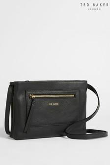Ted Baker Calitaa Zip Detail Cross-Body Bag