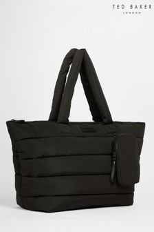 Ted Baker Quinsin Oversized Puffer Nylon Tote Bag