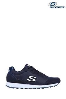 Skechers Blue OG 85 Vibe'In Trainers