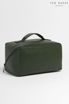 Ted Baker Hans Coloured Leather Washbag