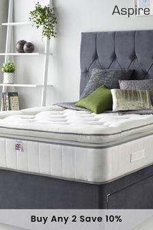 Bonnell Memory Pillowtop Mattress By Aspire