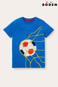 Boden Sports Appliqué T-Shirt