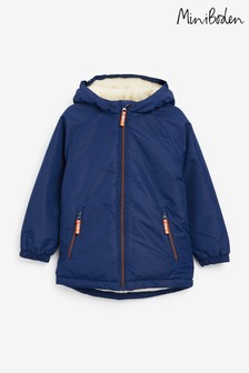 Boden Cosy Sherpa Lined Anorak