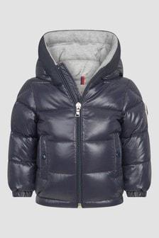 Moncler Enfant Baby Boys Navy Salzman Jacket