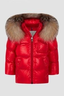 Moncler Enfant Baby Red K2 Jacket