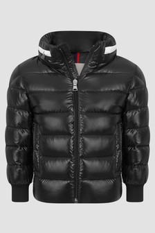 Moncler Enfant Boys Black Koray Jacket
