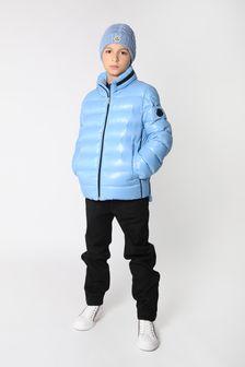 Moncler Enfant Boys Blue Koray Jacket