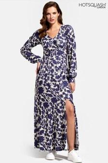 HotSquash Long Sleeve Gemma Dress