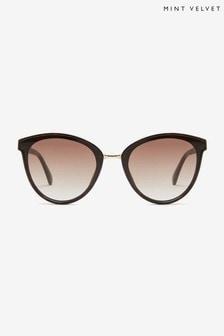 Mint Velvet Women Mykonos Cat Eye Sunglasses