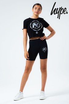 Hype. x Nerf Holo Logo Cycling Shorts