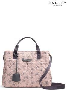 Radley London Maple Cross Signature Quilt Medium Multiway Bag