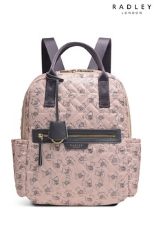 Radley London Maple Cross Signature Quilt Medium Backpack