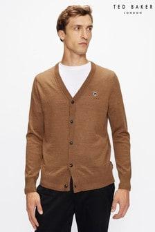 Ted Baker Stepney Long Sleeve Core Cardigan