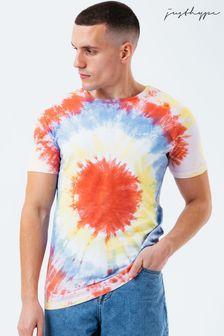 Hype. Berry Dye Mens T-Shirt