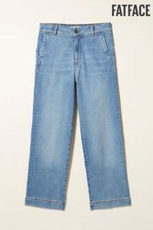 FatFace Naomi Wide Leg Jeans