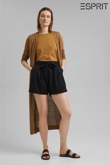 Esprit Hemp Blend Shorts