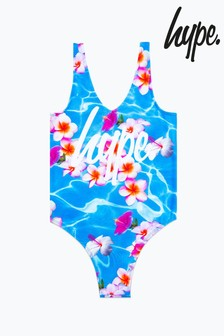 Hype. Kids Hawaii Pool Swimsuit