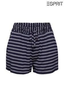 Esprit Blue Jersey Shorts