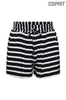 Esprit Black Jersey Shorts