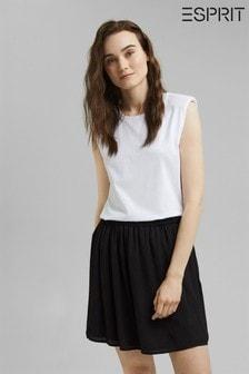 Esprit Black Mini Skirt