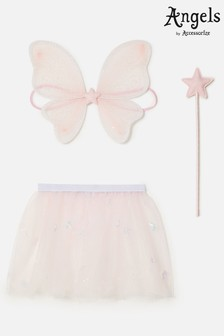 Angels by Accessorize Pink Fairy Dress-Up Set