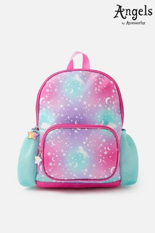 Angels by Accessorize Multi Cosmic Magic Unicorn Backpack