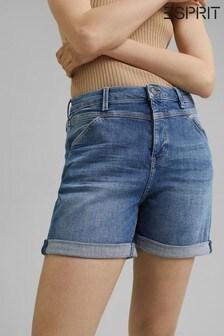 Esprit Blue Denim Shorts