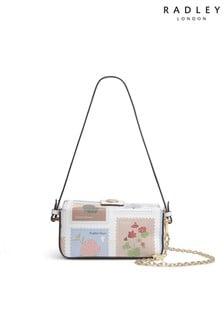 Radley London Serpentine Postcards Small Flapover Shoulder Bag