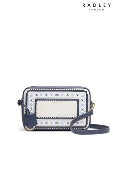 Radley London Manor Grove Print Small Zip Top Camera Bag