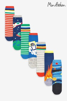 Boden Sock Box 7 Pack