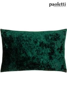 Riva Paoletti Emerald Green Verona Cushion