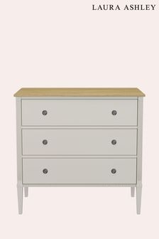 Eleanor 3 Drawer Chest by Laura Ashley