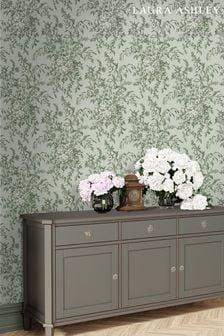 Green Picardie Wallpaper