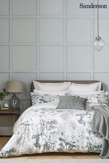 Sanderson Grey King Protea Cushion