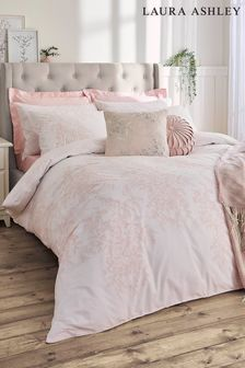 Petal Picardie Duvet Cover and Pillowcase Set