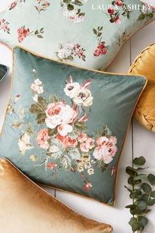 Fern Green Rosemore Cushion