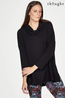 Thought Black Jumper