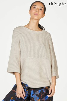 Thought Cream Knit Jumper