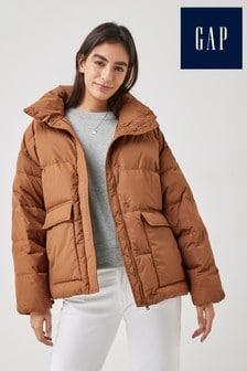 Gap Short Down Puffer Jacket