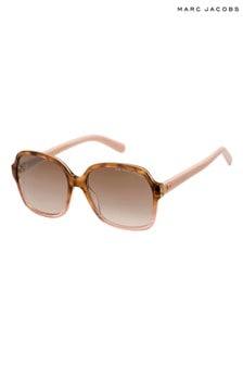 Marc Jacobs Round Havana Sunglasses